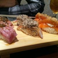 Photo taken at Sushi of Gari by McKellen R. on 8/9/2013