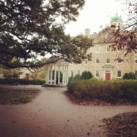 Photo taken at University of North Carolina at Chapel Hill by Laura C. on 10/30/2012