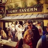 Photo taken at The Turf Tavern by David M. on 8/31/2013