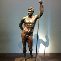 Photo taken at Palazzo Massimo Alle Terme - Museo Nazionale Romano by Daniele F. on 7/16/2013