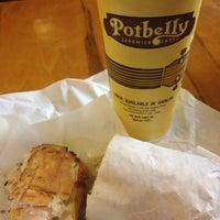 Photo taken at Potbelly Sandwich Shop by Jean M. on 3/30/2013