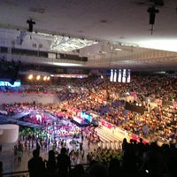 Photo taken at Subterranean Penang International Convention & Exhibition Centre (SPICE) by MeiLeng U. on 7/13/2013