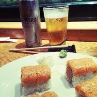 Photo taken at Mt. Fuji Steak & Sushi Bar by Wes G. on 9/12/2015