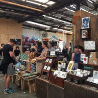 Photo taken at Rose Street Artists' Market by Saad S. on 9/20/2015