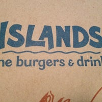 Photo taken at Islands Restaurant by Shaylee C. on 10/16/2013