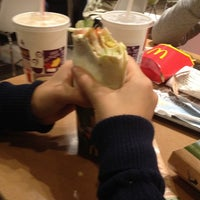 Photo taken at McDonald's by Jorge P. on 12/26/2013