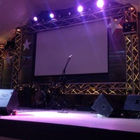 Photo taken at His Life City Church by Teejei D. on 12/24/2013