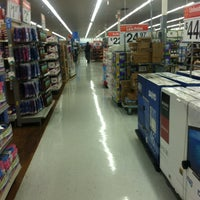 Photo taken at Walmart by Xaviel M. on 3/6/2013