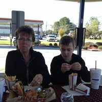 Photo taken at SONIC Drive In by Jim L. on 10/21/2012