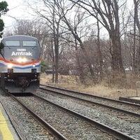 Photo taken at Garrett Park, Maryland by Jim L. on 3/23/2014