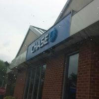 Photo taken at Chase Bank by Tiburce Igbaowo C. on 8/1/2013