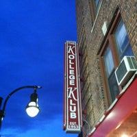 Photo taken at The Kollege Klub by Tate M. on 5/4/2014