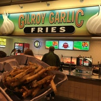 Photo taken at Gilroy Garlic Fries by Andres N. on 7/3/2016