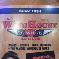 Photo taken at Ker's WingHouse Bar & Grill by Michael G. on 9/7/2016