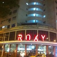 Photo taken at Cinema Roxy by Edison E. on 5/25/2013