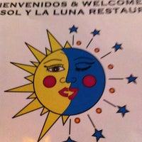 Photo taken at El Sol Y La Luna by Emily M. on 2/28/2013