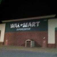 Photo taken at Walmart Supercenter by Debra H. on 8/10/2013