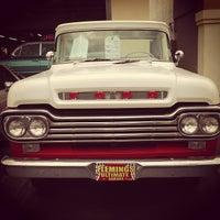 Photo taken at Flemings Ultimate Garage by Gautham N. on 8/7/2013