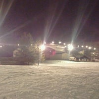 Photo taken at Mad River Mountain Ski Resort by Kyle S. on 3/2/2013