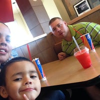 Photo taken at Dairy Queen by Melissa V. on 8/17/2014