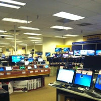 Photo taken at Micro Center by Charles D. on 11/14/2012