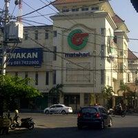 Photo taken at Singosaren Plaza by go_hendra on 9/29/2012