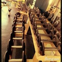 Photo taken at Gym Plus by Ton Ton A. on 4/11/2013