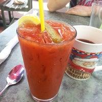Photo taken at Zada Jane's Corner Cafe by Tom F. on 6/15/2013