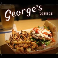 Photo taken at George's Lounge by George's Lounge on 12/5/2013
