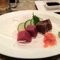 Photo taken at Sushi Hana Fusion Cuisine by John P. on 9/15/2012