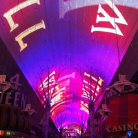 Photo taken at Downtown Las Vegas by Raymond T. on 4/22/2013