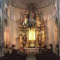 Photo taken at Església de Sant Nicolau by Mónica A. on 11/25/2016