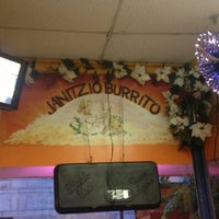 Photo taken at Janitzio Burrito by Zach R. on 7/21/2013