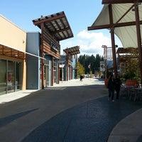Photo taken at Seattle Premium Outlets by Rakz K. on 4/17/2013