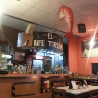Photo taken at El Bife Toreado by Rafael P. on 8/3/2013