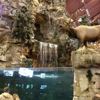 Photo taken at Bass Pro Shops Outdoor World by David M. on 4/14/2013