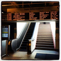 Photo taken at Amtrak/SEPTA: Wilmington Station by Takehiko T. on 4/24/2014