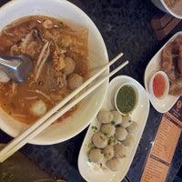 Photo taken at Li Fishball Noodle Restaurant by Siraka S. on 2/5/2014