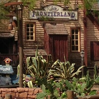 Photo taken at Frontierland by Dayton D. on 3/2/2013