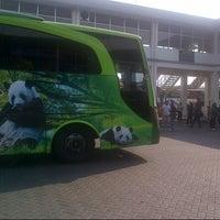 Photo taken at Terminal Purabaya (Bungurasih) by Mas M. on 5/16/2013