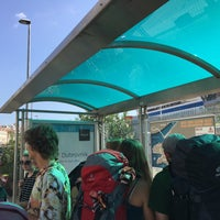 Photo taken at Autobusni Kolodvor Dubrovnik | Dubrovnik Bus Station by Susumu O. on 9/22/2016