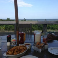 Photo taken at Fins On The Beach by Talk B. on 6/17/2013