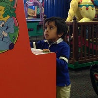 Photo taken at Chuck E. Cheese's by Abu-Zeyad on 1/18/2014