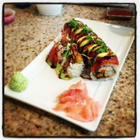 Photo taken at SanSai Japanese Grill by Yvonne S. on 3/10/2013