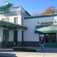 Photo taken at Quaker Steak & Lube® by John J. on 11/21/2012