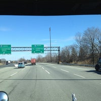 Photo taken at New Jersey Turnpike - Port Reading by Tony M. on 3/4/2013
