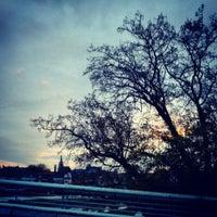 Photo taken at Groeningebrug by Carmen R. on 11/11/2013