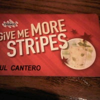 Photo taken at TGI Fridays by Raul C. on 3/16/2013