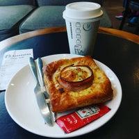 Photo taken at Starbucks by Yev P. on 3/28/2016
