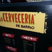 Photo taken at La Cervecería de Barrio by Wendulce on 6/2/2013